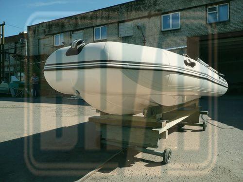 лодка риб water way 370r с рундуком